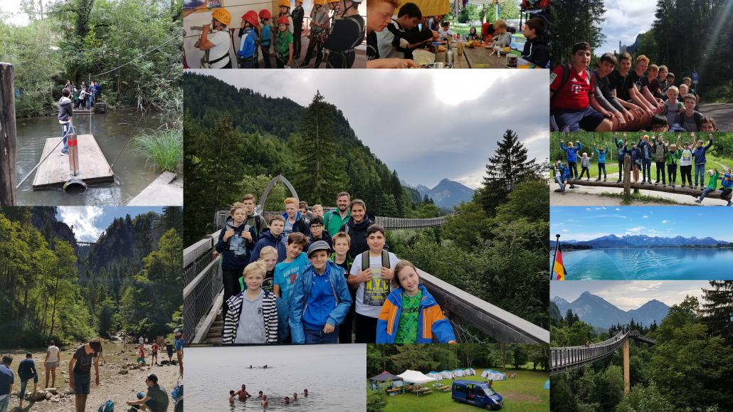 Zeltlager Allgäu 19