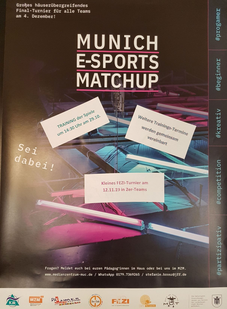 E-Sport Poster